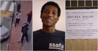 """Moussa Balde, storia di un ragazzo e dei diritti negati: """"Pestato e abbandonato, era diventato l'ombra di se stesso. Indotto a togliersi la vita"""""""