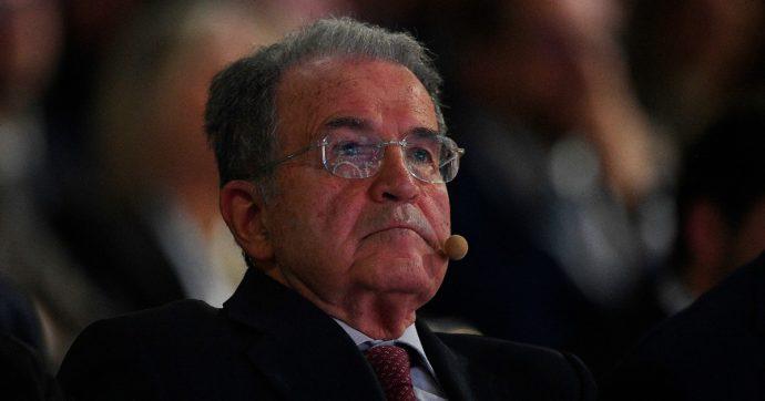 """Romano Prodi si sfila dalla corsa al Quirinale: """"Presidente della Repubblica? Non solo un problema d'età, non sarei super partes"""""""