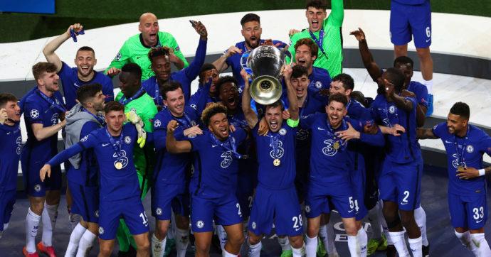Champions League, il Chelsea supera 1-0 il Manchester City: è campione d'Europa per la seconda volta. Decisivo il gol di Havertz al 42′