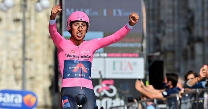 Giro a ruota libera – La fine a Milano, prevedibile per Bernal e fantastica per Caruso: cosa resta della Corsa rosa