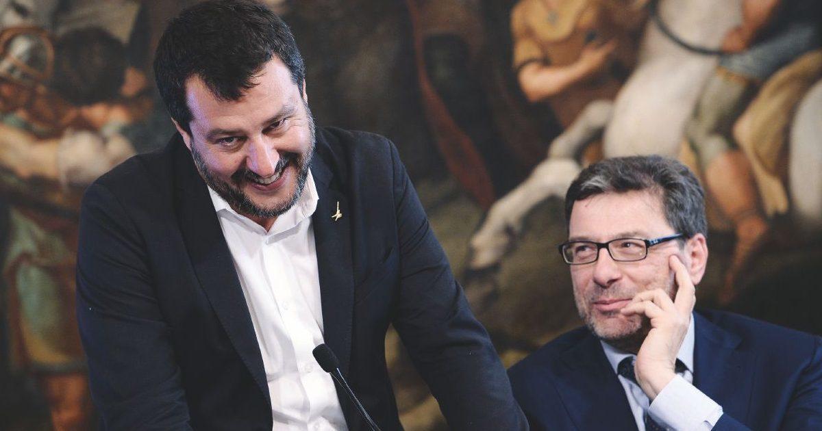 Da Totò Cuffaro a Giorgetti: l'ultima promozione leghista