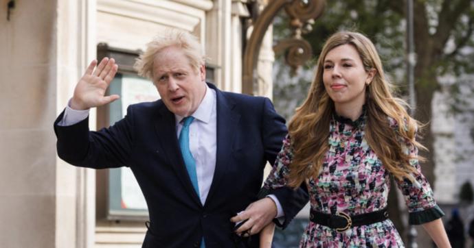 Boris Johnson e Carrie Symonds si sono sposati