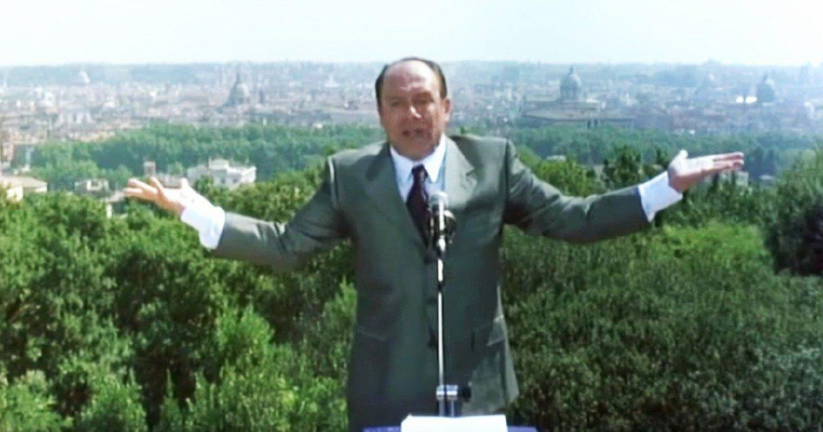 """Destra, la """"marcia su Roma"""" come un casting di Verdone"""