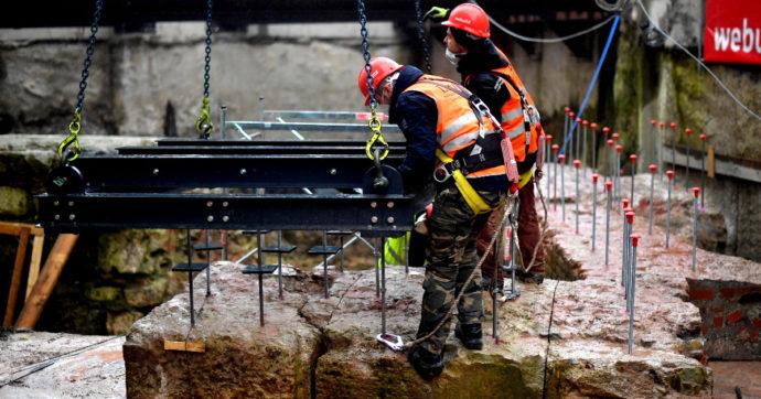 """Acciaio, rame, ferro, legno: effetto domino dei rincari. Ora è l'edilizia a chiedere aiuto al governo. Buia (Ance): """"Cantieri a rischio stop"""""""