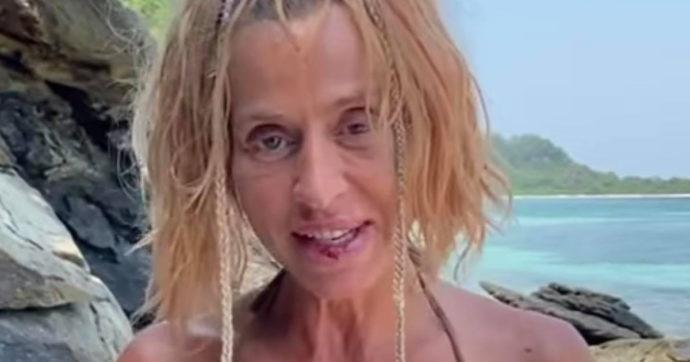 Supervivientes, Valeria Marini è molto dimagrita e quasi irriconoscibile: ecco quanti chili ha perso – LA FOTO