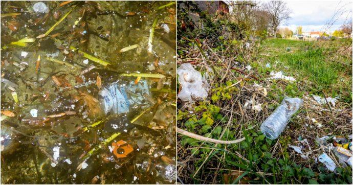 """Dal 3 luglio al bando la plastica monouso. L'Italia protesta contro le linee guida Ue. Cingolani: """"Va bene solo riciclabile? Assurdo"""""""
