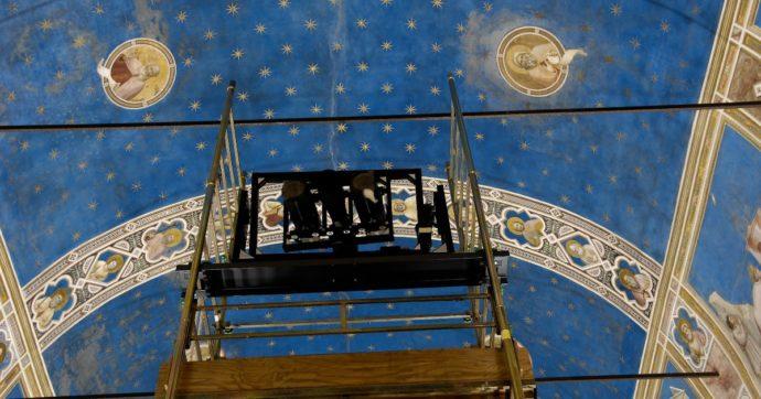 La Cappella degli Scrovegni a un palmo di naso? Si può. Ecco come ammirare gli affreschi-capolavoro di Giotto fino al più piccolo dettaglio