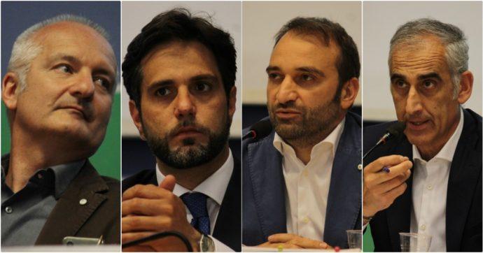 """Torino, alle primarie del centrosinistra quattro uomini e nessuna donna. Dal dem per la legalità al """"signor nessuno"""": ecco chi sono"""