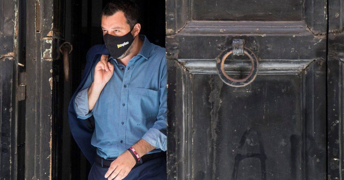 Da Brusca ai referendum, Salvini in tilt sulla giustizia