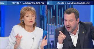 Gruber preme Salvini sul vaccino, ma tace: