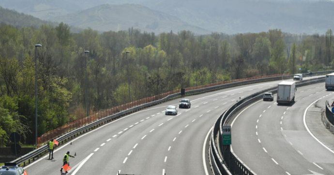 Calabria, operaio travolto e ucciso sull'autostrada A2 in un incidente stradale
