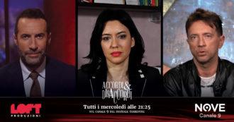 """Caso Uggetti, Azzolina ad Accordi&Disaccordi (Nove): """"Va bene scusarsi per i toni, ma ancora aspetto mea culpa per titoli contro la Raggi"""""""