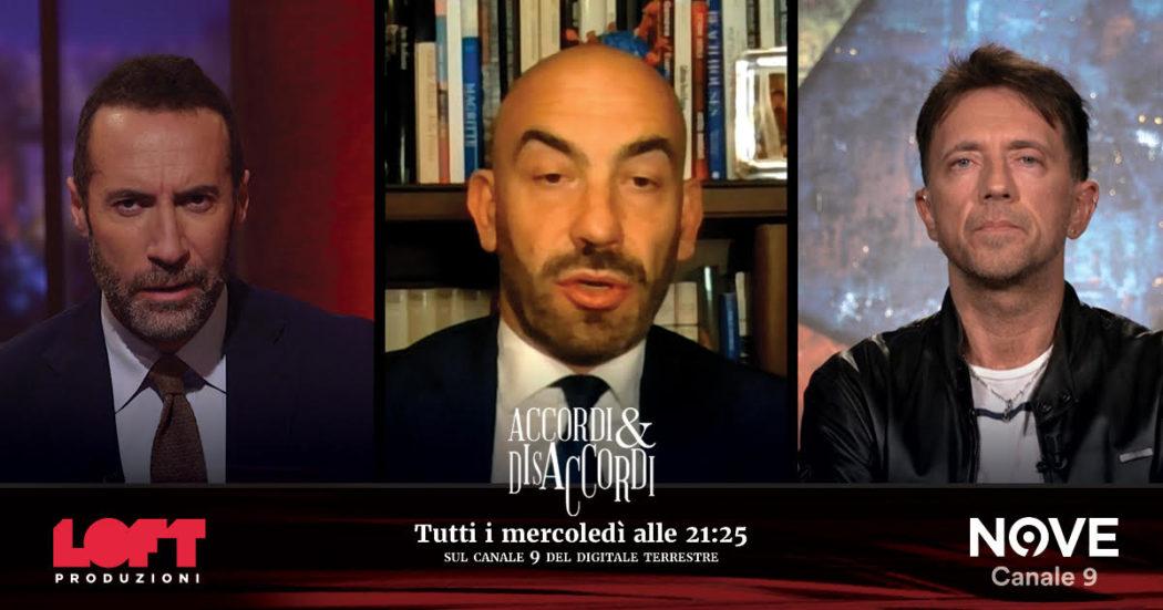 """Bassetti ad Accordi&Disaccordi (Nove): """"Mascherine all'aperto? Nessun buon senso nel metterle in spiaggia o in cima al monte"""""""