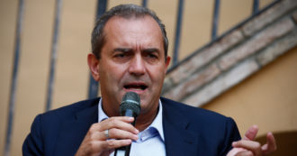 """De Magistris a Conte: """"La società civile siamo noi. In Calabria è come un referendum: il suo Movimento faccia vedere da che parte sta"""""""