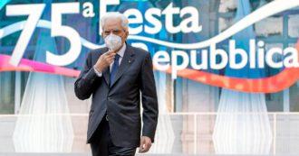 """""""Ora tocca a voi"""": il testimone di Mattarella ai giovani. Il discorso integrale per il 2 giugno, dai morti sul lavoro alla parità di genere"""