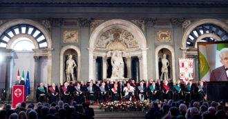 Alessandra Petrucci è la prima donna alla guida dell'Università di Firenze. Ottiene quasi il doppio dei voti dell'altro candidato