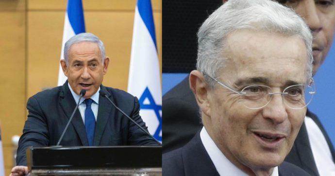 Netanyahu e Uribe: vite parallele di due leader controversi al potere