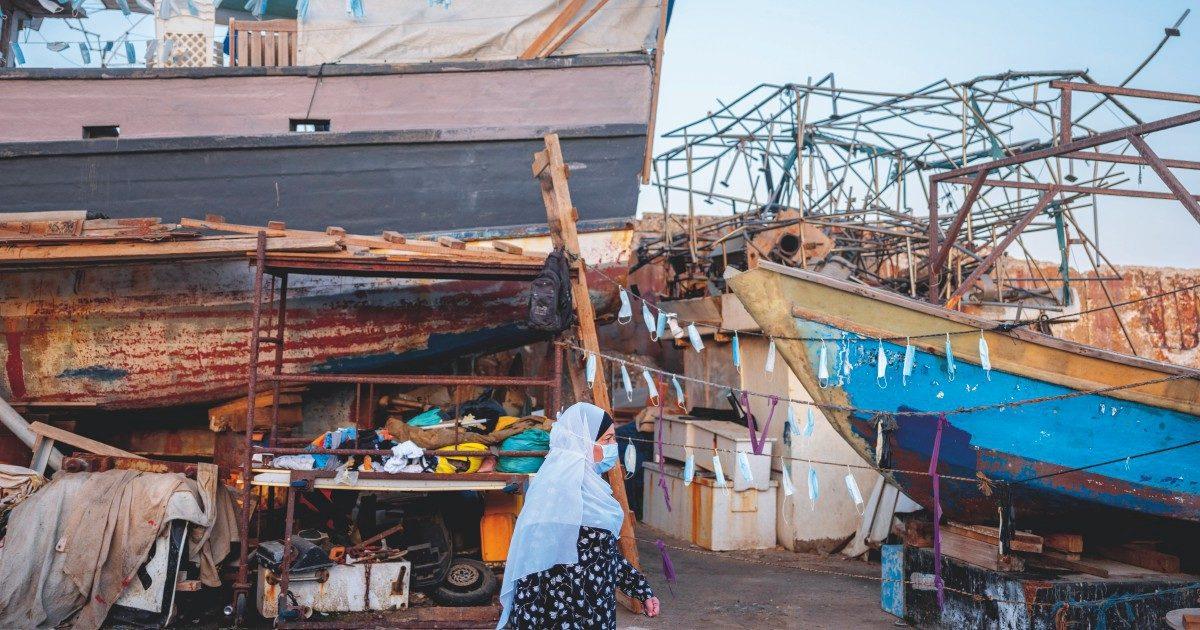 """""""Qui a Giaffa parlano 'arabebraico': le città miste sono il futuro"""""""