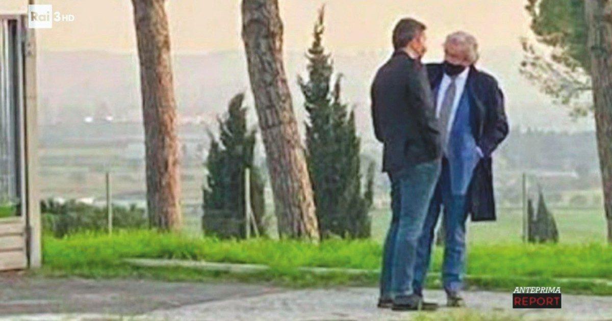 Bye bye Mancini, lo 007 dell'incontro con Renzi