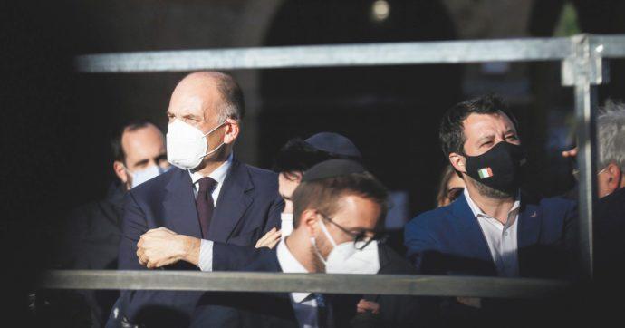 In Edicola sul Fatto Quotidiano del 4 Giugno: Giustizia, ecco il duo Salvetta&Lettini. Profumo d'intesa