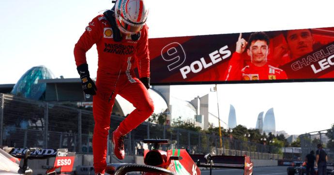 F1, oggi il Gran premio dell'Azerbaijan a Baku: gli orari e la diretta tv (Sky e TV8)