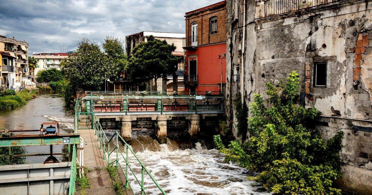 Il fiume Sarno collassa: analisi e accuse  del Noe