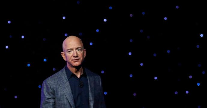 """Jeff Bezos sarà a bordo del primo volo in orbita della sua società spaziale, la Blue Origin: """"Lo sogno da quando avevo 5 anni"""""""
