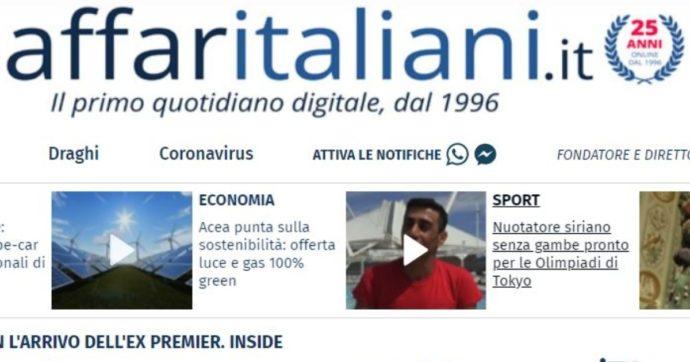 """Affaritaliani compie 25 anni e lancia AI Corporate: """"Racconteremo il mondo delle aziende"""""""
