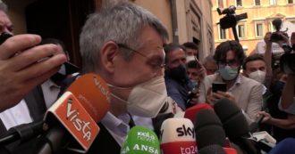 """Morto Epifani, interrotto l'incontro tra sindacati e Pd dopo la notizia. Landini: """"Il suo lavoro e il suo impegno rimarranno da esempio"""""""