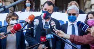 Matteo Salvini si è vaccinato contro il Covid. Dopo il richiamo di Draghi anche il leader della Lega ha fatto la prima dose a Milano
