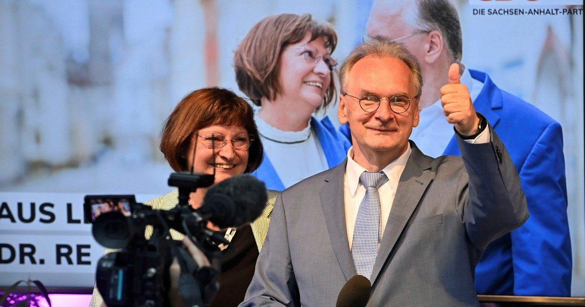 Sassonia, la Cdu si intesta il successo targato Haseloff