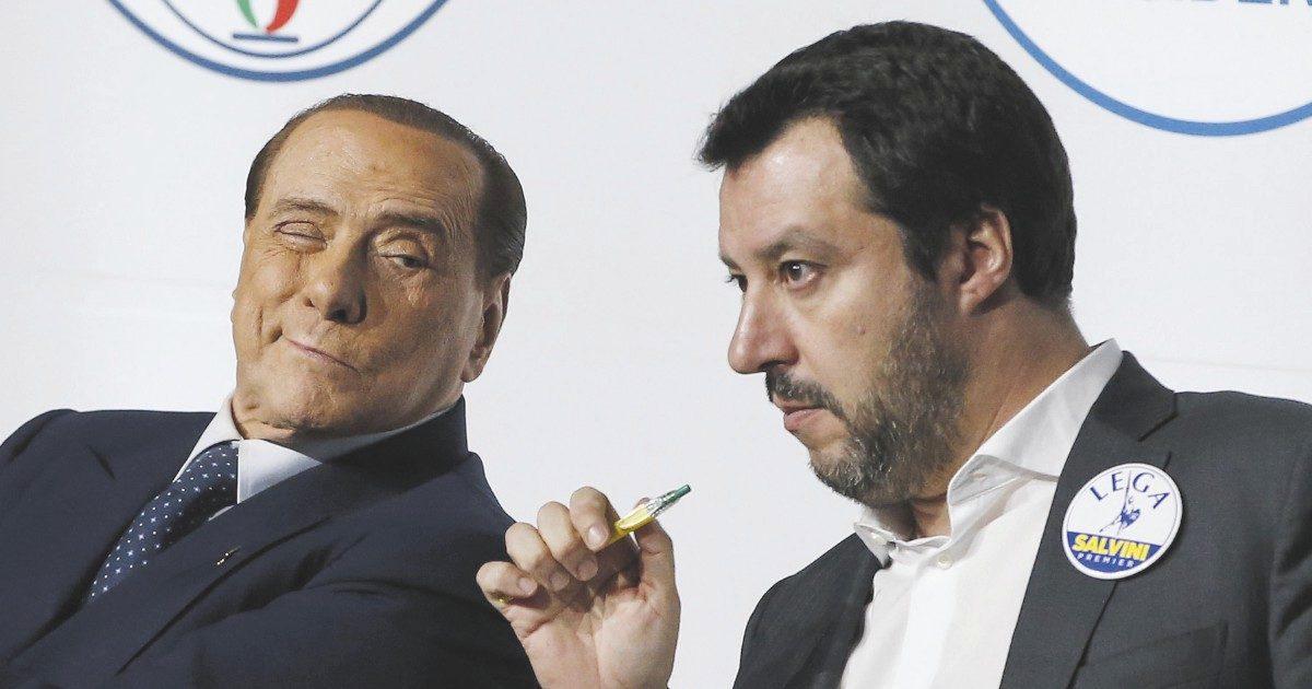Mafia, toghe e condannati: Salvini si è berlusconizzato