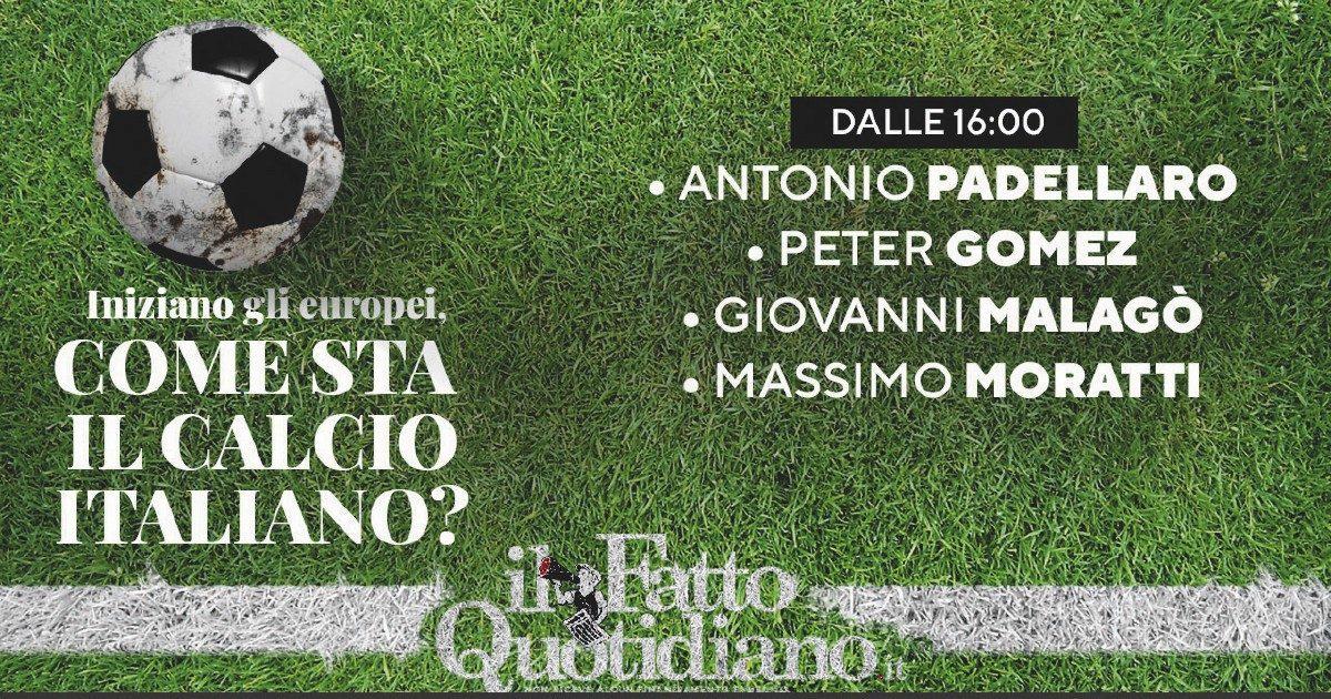 Come sta il calcio? Lo speciale del Fatto.it: l'intervista di Padellaro a Malagò, il dialogo tra Gomez e Moratti e lo speciale sul Venezia