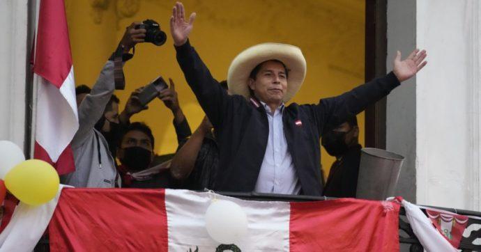 Perù, con la vittoria di Castillo monta di nuovo l'ondata democratica in America Latina