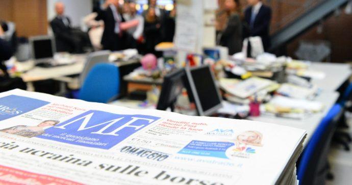 Class editori, no dei revisori al bilancio: troppe perdite, il patrimonio è negativo. Il gruppo sta in piedi solo grazie alle banche finanziatrici