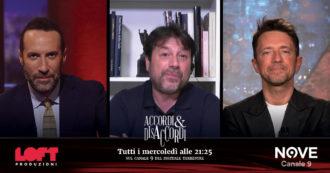 """Tomaso Montanari ad Accordi&Disaccordi (Nove): """"Questo è un governo dei padroni dove l'elettorato di sinistra non vota più"""""""