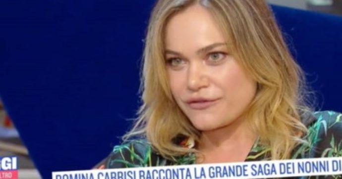 """Romina Carrisi Power: """"Mia nonna ha messo l'Lsd nel tè del re di Giordania"""""""