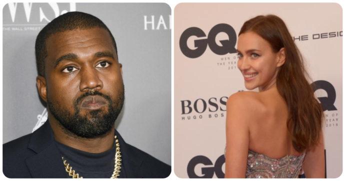 """Kanye West e Irina Shayk fidanzati? """"Insieme in vacanza, hotel di lusso chiuso al pubblico durante il loro soggiorno"""""""