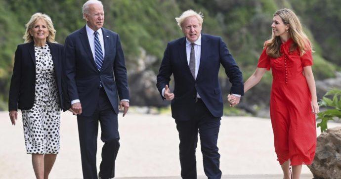 Biden-Johnson, alla vigilia del G7 arriva una nuova 'Carta Atlantica'. Ma le differenze tra i due leader restano (specie su Brexit)