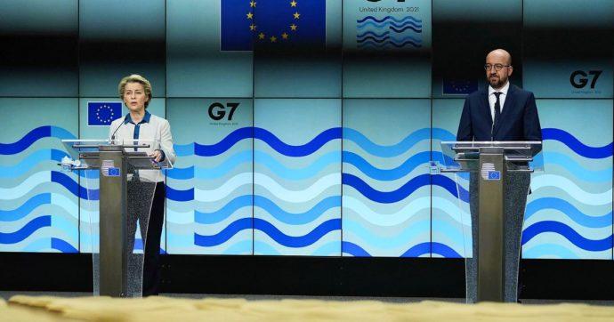 """Il G7 vuole una nuova indagine sulle origini del Covid. Von der Leyen e Michel: """"Necessaria"""". E sulla Russia: """"Condanniamo le attività illegali"""""""