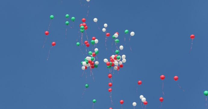 Trento, vietato liberare palloncini (e altri dispositivi aerostatici) in aria: la legge provinciale per limitare la plastica