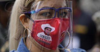Perù, caos elettorale: ancora nessun vincitore. Castillo si proclama presidente, Fujimori denuncia le frodi