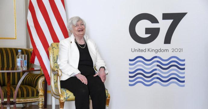 L'accordo sulla tassazione delle multinazionali è un affare per Usa e BigTech: solo in Inghilterra 270 milioni di euro di tasse in meno
