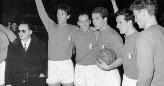 """Italia-Turchia, il precedente – Il 1962 e quel poker al debutto di Alberto Orlando: """"Quando mi convocarono non me l'aspettavo"""""""