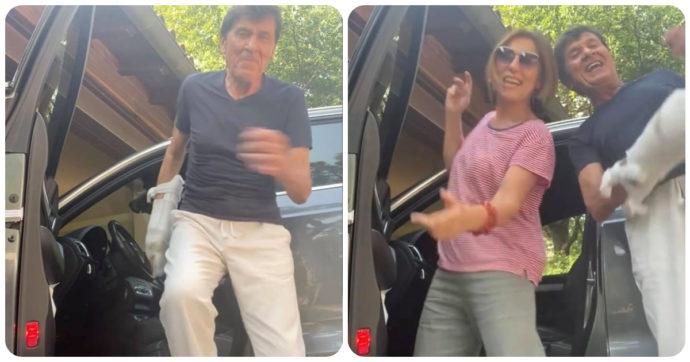 """Gianni Morandi si scatena sulle note del suo ultimo singolo """"L'Allegria"""", scritto da Jovanotti. Il video è virale"""