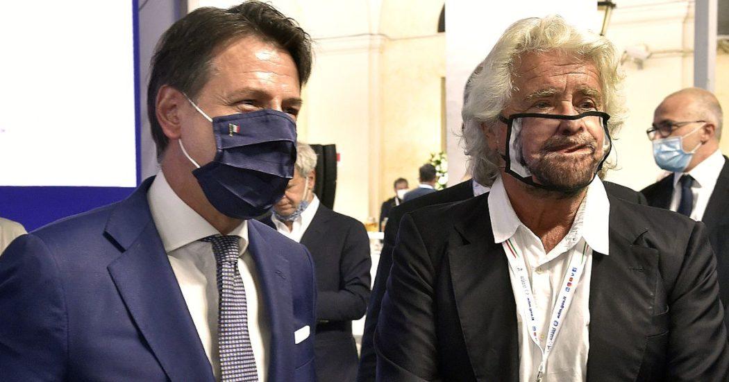 """Grillo, lo strappo definitivo con Conte: """"Lui non può risolvere i problemi del M5s. Non ha visione politica né capacità manageriale"""". E torna da Casaleggio: """"Votazione del direttorio su Rousseau"""""""