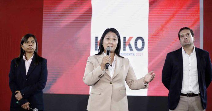 Perù, chiesto l'arresto della candidata della destra Keiko Fujimori. La figlia dell'ex dittatore verso la sconfitta nel voto popolare