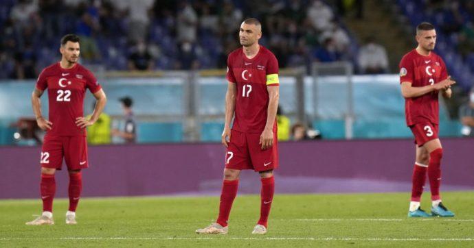 Europei 2021 – Tiri Mancini | Parlano i turchi: mamma li italiani!