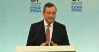 """Camilla Canepa, Draghi: """"Cosa tristissima che non doveva accadere, difficile stabilire responsabilità"""""""