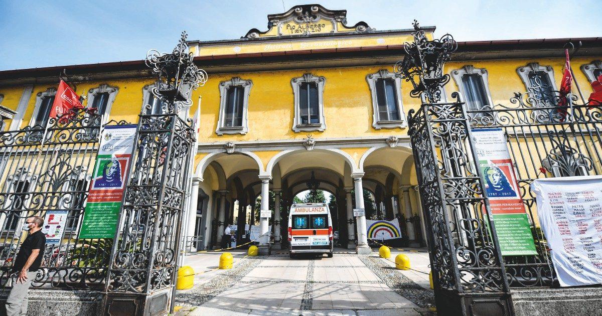Il Pio Albergo Trivulzio comprò i camici del cognato di Fontana
